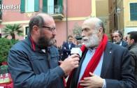 Carlo Petrini a Laigueglia