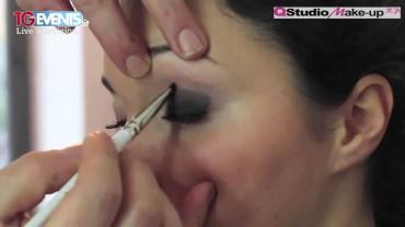 Il Make-Up di Roberta – 4° Puntata – Trucco Smokey
