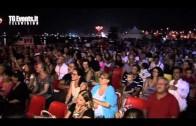 La Nazionale Calcio Tv in ritiro all'Isola di Liri