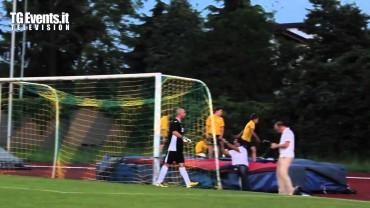 Nazionale Calcio TV vs F.C. Fellini – Nerviano (MI)