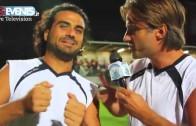 Nazionale Calcio TV vs FC Style a Melegnano