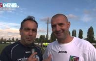 Nazionale Calcio TV vs Lions Team