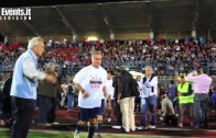 La Nazionale Calcio Tv a Rustega di Camposampiero (Pd)