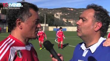 Nazionale Calcio TV Vs Nazionale Magistrati – Pietra Ligure (SV)