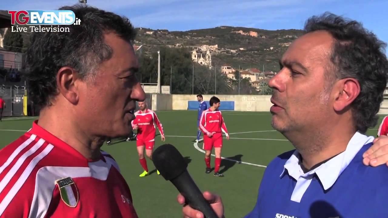 Nazionale calcio tv vs nazionale magistrati pietra - Bagni lido andora ...