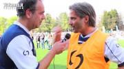 Nazionale Calcio Tv Vs Pro Vercelli All Stars