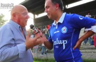 Nazionale Calcio TV vs SuperTeam Emilia – Rio Saliceto (RE)