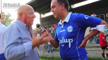 Nazionale Calcio TV vs SuperTeam Emilia – Rio Saliceto (RE)