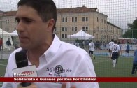 Run For Children 2013 Guinness World Record – Padova
