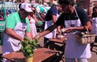 Scuola di pesto in riva al mare – Alassio 2013