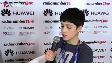 Festival di Sanremo 2016 – Chiara Dello Iacovo