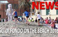Sci di fondo on the beach 2018