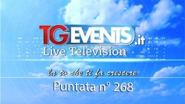 Tgevents Television Puntata 268