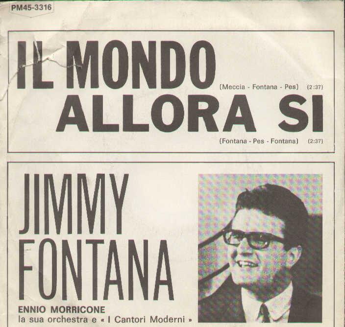 All'Aida… Andrea Fontana CANTA Jimmy Fontana!