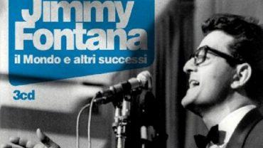 Venerdì 15 luglio OMAGGIO A JIMMY FONTANA