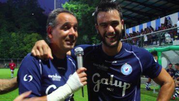 Nazionale Calcio TV vs Liguria Solidale – Ringraziamenti