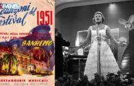 Festival di Sanremo 2017 – Signora Enza 100 anni – Spettatrice della 1° edizione del Festival nel 1951