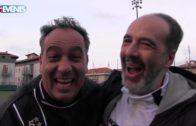 Le imitazioni di corsa di Claudio Lauretta nei colli novesi