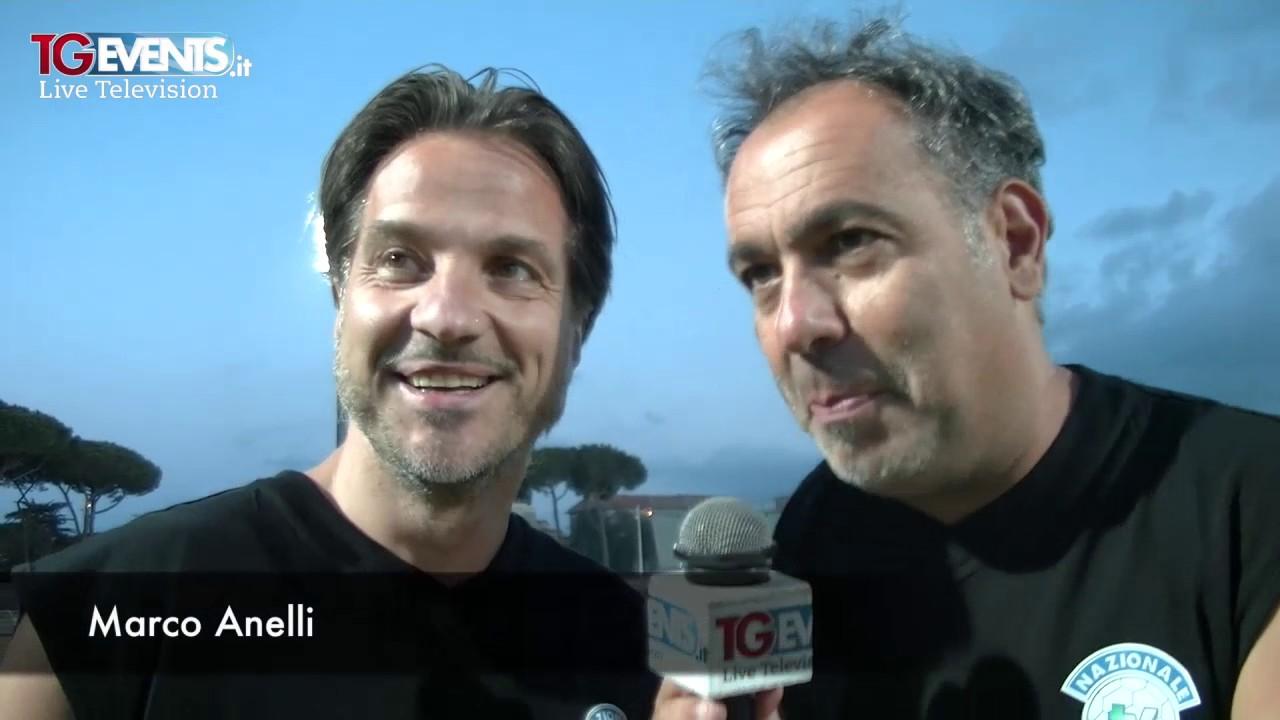 Nazionale Calcio TV Vs F&F Team – Grosseto