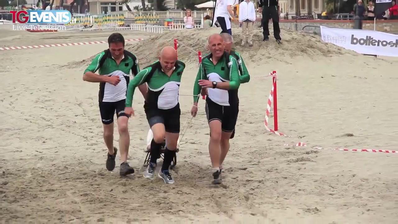 Sci di fondo on the beach 2017 spot - Bagni lido andora ...