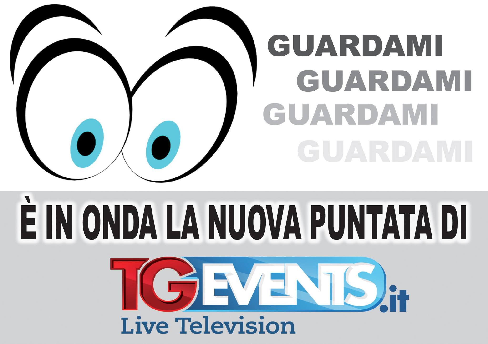 TGEVENTS TELEVISION puntata nr.325