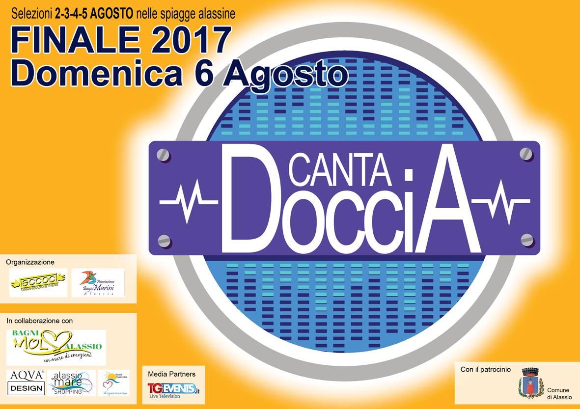 6 agosto, la Finale del CANTADOCCIA ad Alassio sul molo cittadino!!!