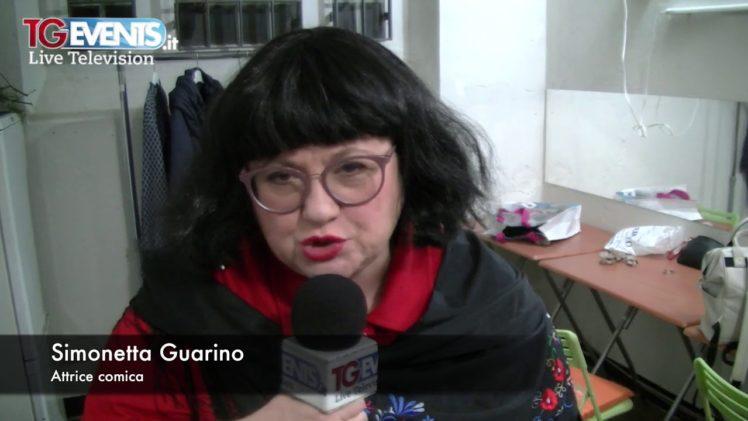 """Teatro, """"50 sfumature di Gigio"""" (Gigio è mio marito) con Simona Guarino"""
