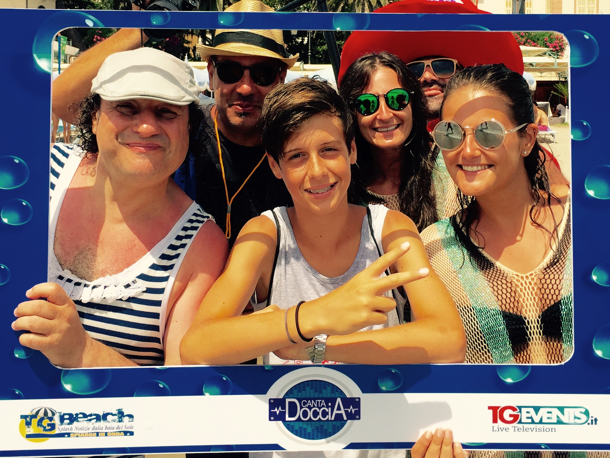 TORNA IL TGBEACH estate 2018