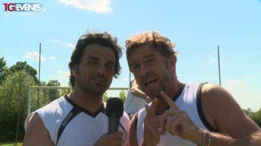 La Nazionale Calcio Tv a Granze – Padova