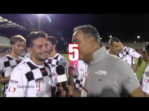 Nazionale Calcio tv VS Nazionale Piloti
