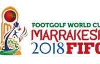 FootGolf World Cup Marrakech 2018