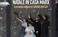 Teatro, Natale a casa Marx