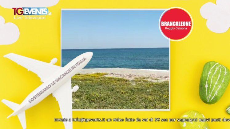 Vacanze in Italia a Brancaleone Marina (RC)