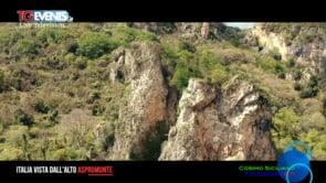 L'Italia vista dall'alto, l'Aspromonte