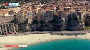 Italia vista dall'alto Costa degli Dei Vibo Valentia