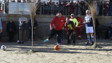 FOOTGOLF IN SPIAGGIA