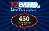 TGEVENTS TELEVISION FESTEGGIA 450 PUNTATE