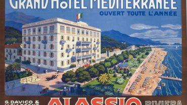 Venerdì 14/02/2020 San Valentino al Grand Hotel Mediterranée di Alassio