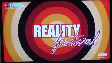 """""""REALITY FESTIVAL 2020"""" speciali ringraziamenti…"""