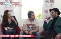GESSICA NOTARO e ANTONIO MAGGIO