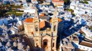 L'Italia vista dall'alto Alberobello