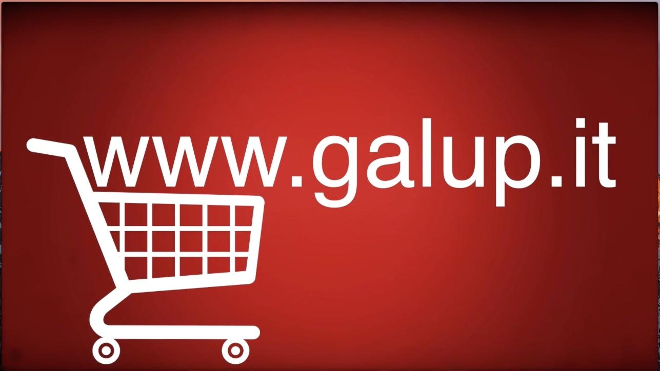 GALUP.IT i nostri sapori direttamente a casa tua