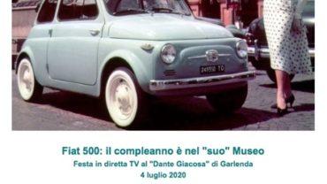BUON COMPLEANNO FIAT 500 seguiteciiiiiii
