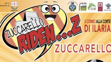 Zuccarello Riden…Z seconda edizione 2020, due comici alla corte di Ilaria.