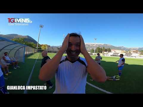 La Nazionale Calcio Tv in ritiro a Sora (FR)
