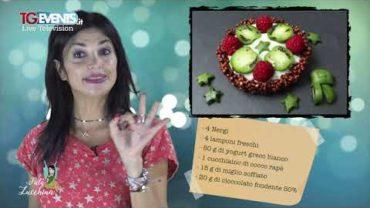 La ricetta autografata da Fata Zucchina puntata 36