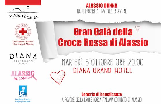 Gran Galà della Croce Rossa di Alassio