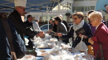 """20° edizione della """"Festa del dolce della solidarietà"""" in Val di Fiemme (Trento)"""