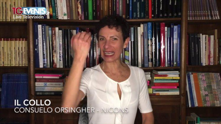 Consuelo Orsingher, il collo.