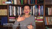 Consuelo Orsingher, la matita.